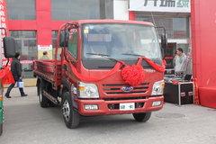 开瑞绿卡C 110马力 3.9米排半栏板轻卡(SQR1040H17D) 卡车图片