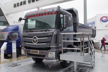 福田 欧曼GTL 9系重卡 城建渣土型 350马力 6X4 5.6米牵引车(BJ3259DLPKB-XE)