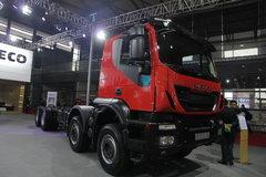 依维柯 Trakker系列重卡 500马力 8X4自卸车(底盘)(AT410T50)