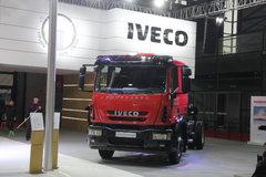 依维柯 Eurocargo系列重卡 251马力 双排消防车底盘(ML120E25D) 卡车图片