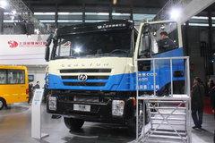 红岩 杰狮 400马力 8X4 垃圾车(国四)(SHW5316ZXX)