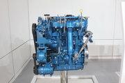 上柴SC25R136 136马力 2.5L 国四 柴油发动机