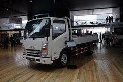 江淮 帅铃K340 115马力 4.2米单排栏板轻卡(右舵) 卡车图片