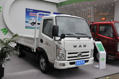 奥驰D1系列 112马力 4X2 4.2米单排栏板轻卡(FD1040D16Q4) 卡车图片