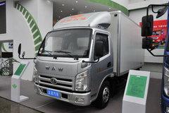 飞碟奥驰 D2系列 100马力 4.2米单排厢式轻卡(FD5040XXYD17K4-5) 卡车图片