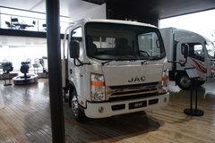 江淮 帅铃H380 141马力 3815轴距单排栏板轻卡(宽体)(HFC1061KR1) 卡车图片