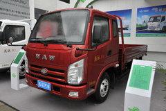 飞碟奥驰 新1800系列 109马力 4X2 3.8米排半栏板轻卡(FD1040P17K4-4) 卡车图片