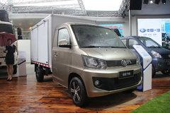 一汽吉林 佳宝T80 1.3L 76马力 汽油 单排厢式微卡 卡车图片