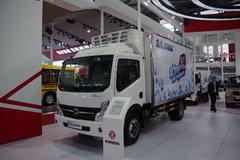 东风 凯普特N300 130马力 4X2 冷藏车(EQ5040XLC9BDDAC) 卡车图片