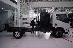 东风 凯普特N300 60马力 3350轴距单排轻卡底盘(纯电动)