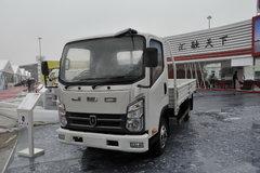 金杯 金运 110马力 4X2 4.2米单排栏板轻卡(出口车) 卡车图片