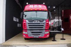 江淮 格尔发K3系列重卡 270马力 8X4 栏板载货车(HFC1314K1R1LT) 卡车图片
