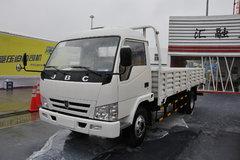 金杯 金运 110马力 4X2 4.2米单排栏板轻卡 卡车图片