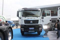 中国重汽 汕德卡SITRAK C7H重卡 360马力 6X4自卸车(底盘)(ZZ1256N404MD1)