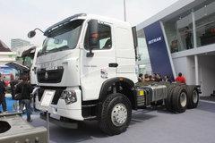 中国重汽 HOWO T7H重卡 360马力 6X4 5.8米自卸车(底盘)(ZZ3257N384MD1)