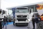 中国重汽 HOWO T7H重卡 400马力 6X4 5.8米自卸车(ZZ3257N384HE1)图片