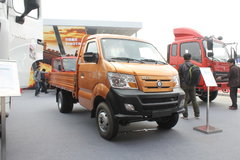 重汽王牌 7系 62马力 3050轴距 3.1米单排栏板轻卡(CDW1030N1M4) 卡车图片