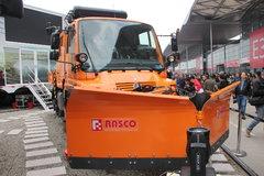 奔驰 Unimog系列 230马力 4X4公铁两用作业车(型号U400)