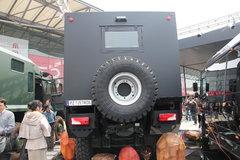 奔驰Zetros载货车外观                                                图片