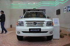 2013款中兴 威虎利比亚战车 2.8L 双排皮卡(出口) 卡车图片