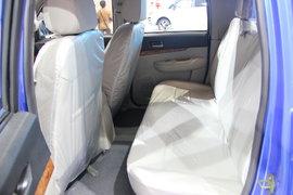 威虎TUV皮卡驾驶室                                               图片