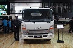 江淮 帅铃H330 130马力 3308轴距单排栏板轻卡底盘(HFC1080P71K1C2) 卡车图片