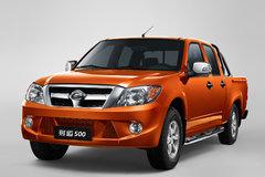 广汽吉奥 财运500系列 标准型 2.8L柴油 皮卡 卡车图片