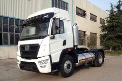 徐工 祺龙重卡 336马力 4X2 LNG牵引车 卡车图片