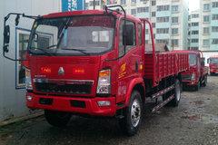 中国重汽HOWO 悍将 140马力 4X2 载货车(ZZ1127G4215C1) 卡车图片