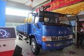 江淮 威铃 140马力 4X2 排半载货车(新一代江淮铃)