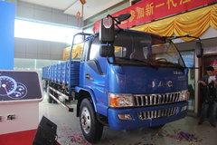 江淮 威铃 140马力 4X2 排半载货车(新一代江淮铃) 卡车图片