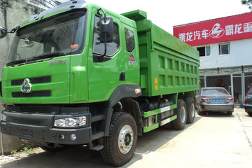 东风柳汽 乘龙M5 310马力 6X4 6米自卸车 (LZ3252QDJA)