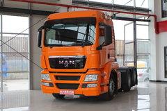 曼 TGS BLS-WW系列重卡 440马力 6X2 牵引车(型号:28.440) 卡车图片