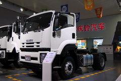 庆铃 VC46准重卡 350马力 4X2牵引车(QL4180UJCR) 卡车图片