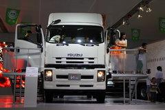 庆铃 VC46准重卡 350马力 6X4牵引车(带导流罩) 卡车图片