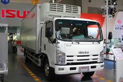 庆铃 五十铃700P 175马力 4X2 冷藏车(气刹)(QL5101XLCTPARJ)
