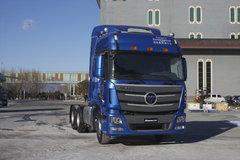 福田 欧曼GTL 6系重卡 375马力 6X4牵引车(BJ4259SNFKB-XD)