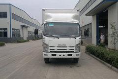 庆铃 五十铃700P 175马力 4X2 冷藏车(QL5090XLCTMARJ)