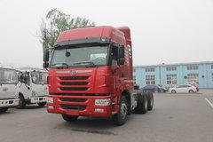 青岛解放 天V重卡 375马力 6X4 牵引车(CA4258P2K2T1EA81) 卡车图片