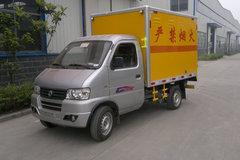 东风 俊风 60马力 4X2 爆破器材运输车(襄樊新中昌-中昌牌)(XZC5020XQY4)