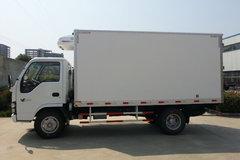 庆铃 五十铃 130马力 4X2 冷藏车(QL5040XLCHHARJ) 卡车图片