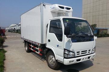 庆铃 五十铃 130马力 4X2 冷藏车(QL5040XLCHHARJ)