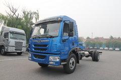 青岛解放 龙V中卡 160马力 4X2 载货车(底盘)(CA1161PK2L2EA80) 卡车图片