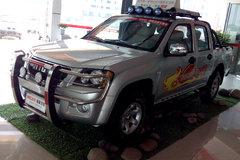 2012款海格 御骏 102马力 2.8L柴油 标双排皮卡 卡车图片