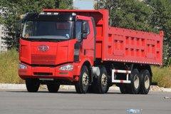 解放 J6M重卡 280马力 8X4 7.2米自卸车(轻量化)(CA3310P63K2L4BT4E) 卡车图片