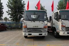 江淮 帅铃K250 109马力 3.2米单排栏板轻卡 卡车图片