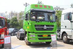 中国重汽 HOKA H7系重卡 340马力 6X4LNG牵引车(ZZ4253N3841E1L) 卡车图片