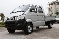 长安跨越 跨越王X5 1.3L 82马力 汽油 2.6米双排栏板小卡(SC1031FAS41) 卡车图片