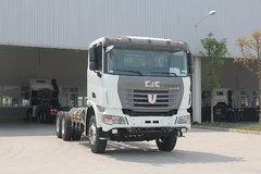 联合卡车U375 375马力 6X4 LNG混凝土搅拌车(底盘)