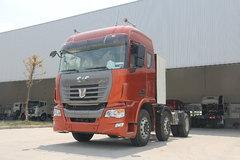 联合卡车 U340重卡 340马力 6X2 LNG牵引车 卡车图片